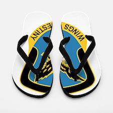 Cute 101st division Flip Flops