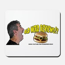 Old Nerd Reviews Mousepad