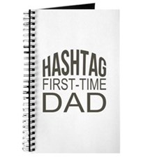 Hashtag First Time Dad Journal