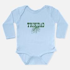 Trinidad Roots Long Sleeve Infant Bodysuit