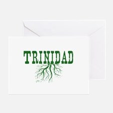 Trinidad Roots Greeting Card