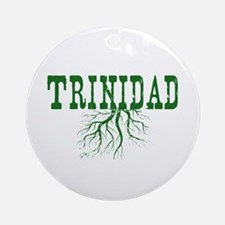 Trinidad Roots Ornament (Round)