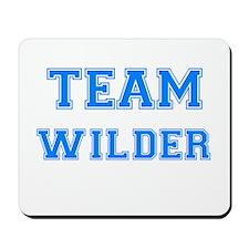 TEAM WILDER Mousepad