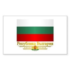 Flag of Bulgaria Decal