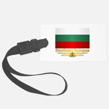 Flag of Bulgaria Luggage Tag