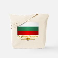 Flag of Bulgaria Tote Bag