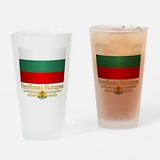 Flag of Bulgaria Drinking Glass