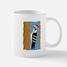 woodpecker Mugs