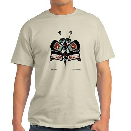 Tléiloo (Moth) Light T-Shirt