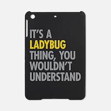 Its A Ladybug Thing iPad Mini Case