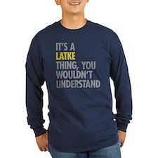 Its A Latke Thing T