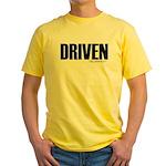 Driven Yellow T-Shirt