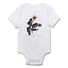 Raven Steals the Sun Infant Bodysuit