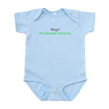 Why Matlab? Infant Bodysuit