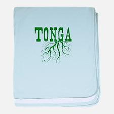 Tonga Roots baby blanket