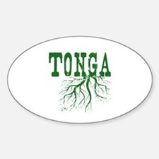 Tonga Roots Decal