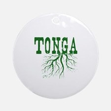 Tonga Roots Ornament (Round)