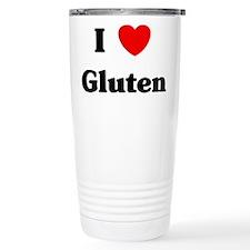 Cute Gluten Travel Mug
