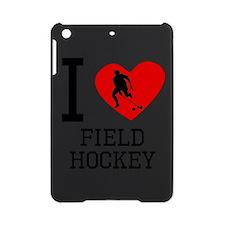 I Heart Field Hockey iPad Mini Case