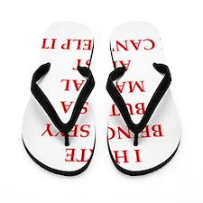 martial artist Flip Flops