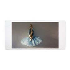 Worn Pointe Shoes On Top Of Ballet Tutu Outfit Bea
