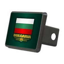 Flag of Bulgaria Hitch Cover
