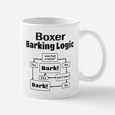 Boxer Logic Mug