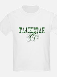 Tajikistan Roots T-Shirt