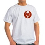 Gods Ash Grey T-Shirt