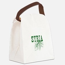 Syria Roots Canvas Lunch Bag