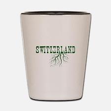 Swiss Roots Shot Glass