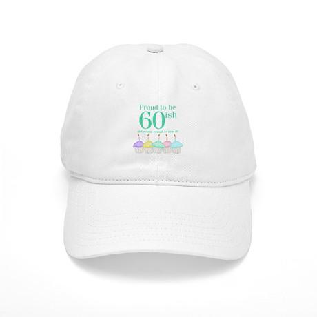 60ish Birthday Cap