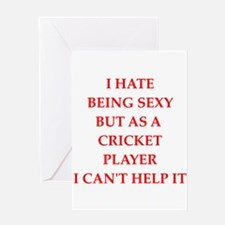 cricket Greeting Cards