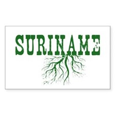 Suriname Roots Decal