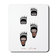 Bear Paws Mousepad