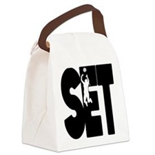 SET VB Canvas Lunch Bag