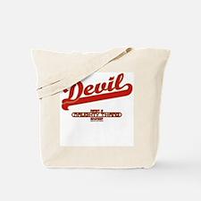 Devil P Tote Bag