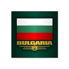 Flag of Bulgaria Sticker