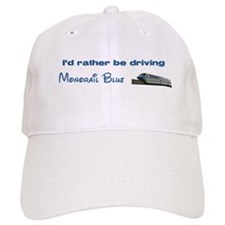 Monorail Blue Baseball Cap