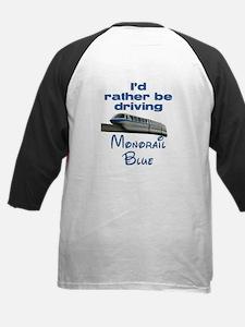 Monorail Blue Tee