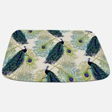 Peacock Feather Bathroom Accessories Decor Cafepress