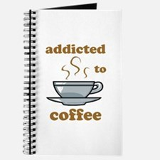 Addicted To Coffee Journal