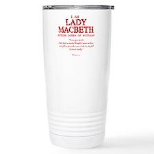 Funny Shakespeare macbeth Travel Mug