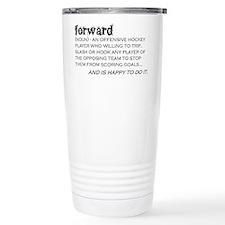 Funny Girl goalie Travel Mug