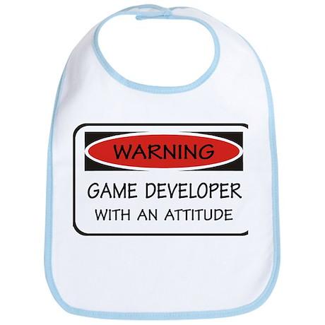 Attitude Game Developer Bib