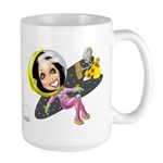 Jeanette Ahora Large Mug Mugs