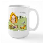 Jill Hanson Large Mug Mugs