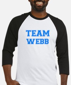 TEAM WEBB Baseball Jersey