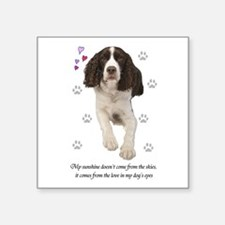 English Springer Spaniel Rectangle Sticker
