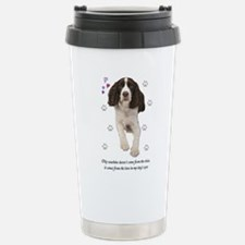 English Springer Spanie Stainless Steel Travel Mug